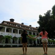 Lawang-sewu-dutch-architecture