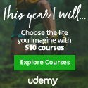 🎉 Happy April 2018! Most courses in Udemy @ USD$10.99 (till 9th Apr)! 🎉