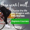 🎉 Happy August 2018! Most courses in Udemy @ US$10! 🎉