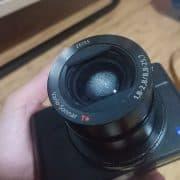 Camera Lense Internal Fog
