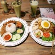 Bali Warung Mak Oni Indonesia Food Mee Goreng Nasi Uduk