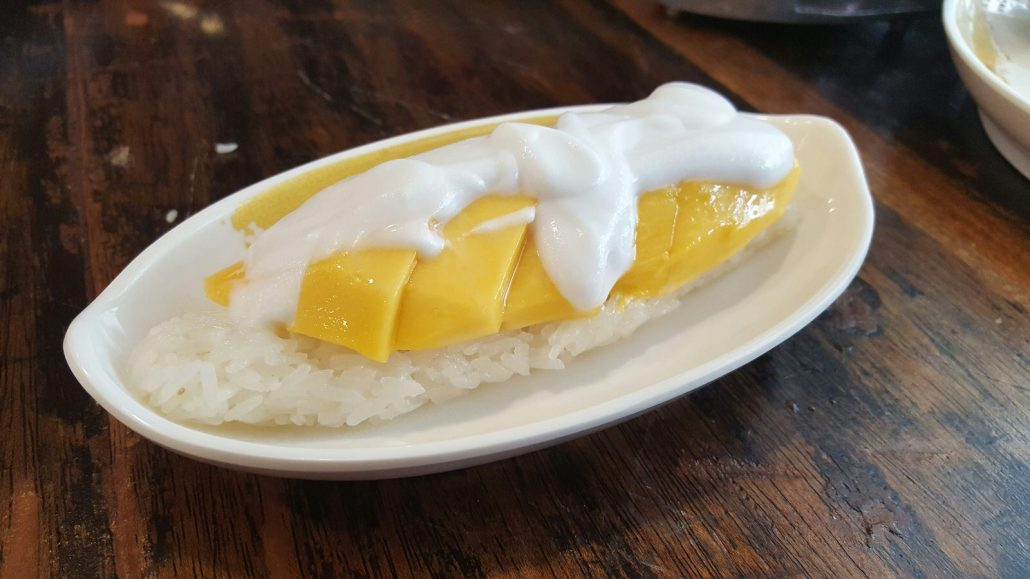 Soi47 Mango Sticky Rice