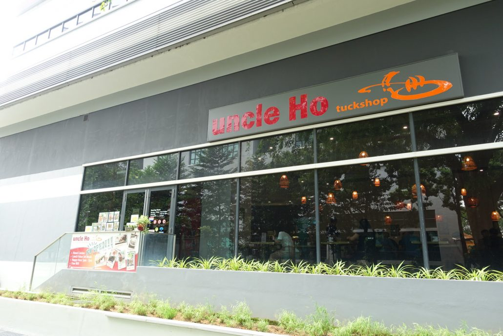 Uncle Ho Tuckshop