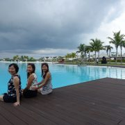 Crystal Lagoon Bintan With The Canopi