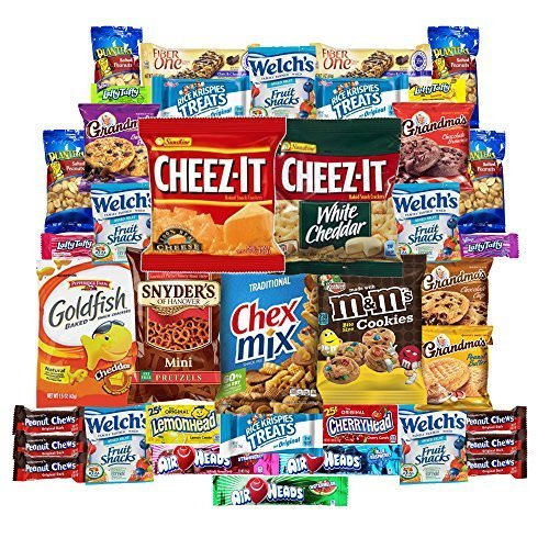 Bring Snacks For Long Bus Ride