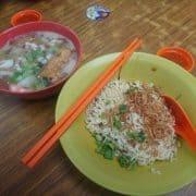 Pasir Panjang Huang Ji Maggie Mee Seafood Soup