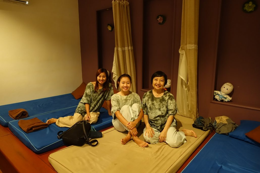 Home Thai Massage Khao Yai