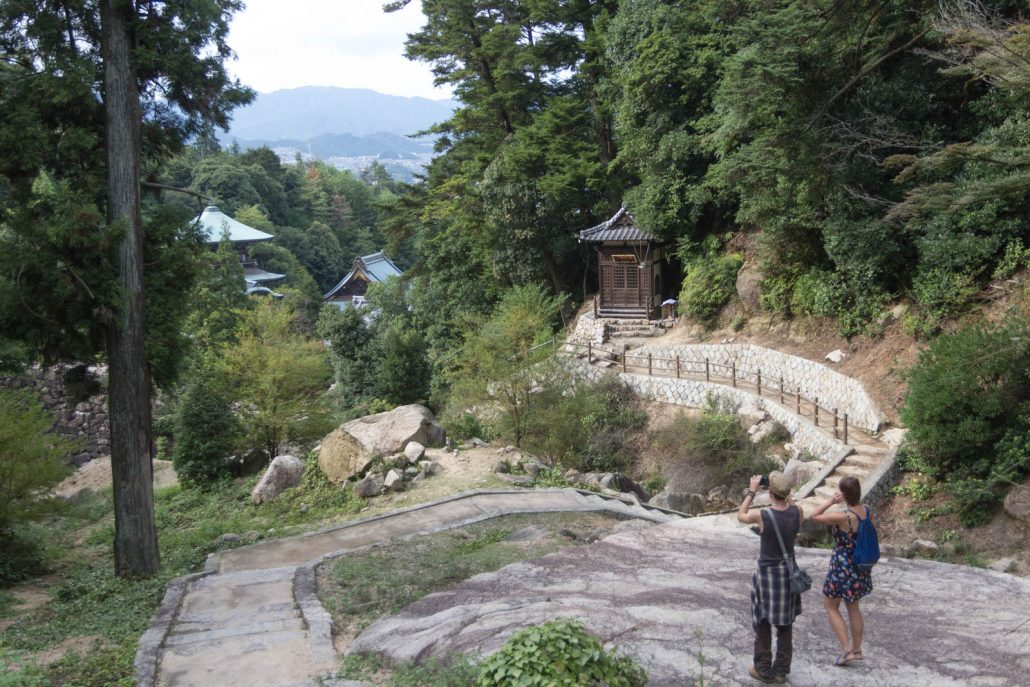 Miyajima Hiking Trail